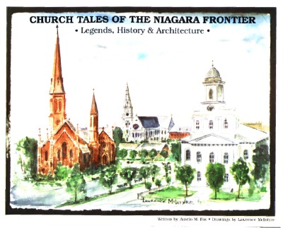 Church Tales of the Niagara Frontier